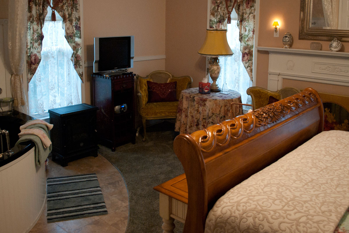 Emerald Necklace Inn Gilles Suite