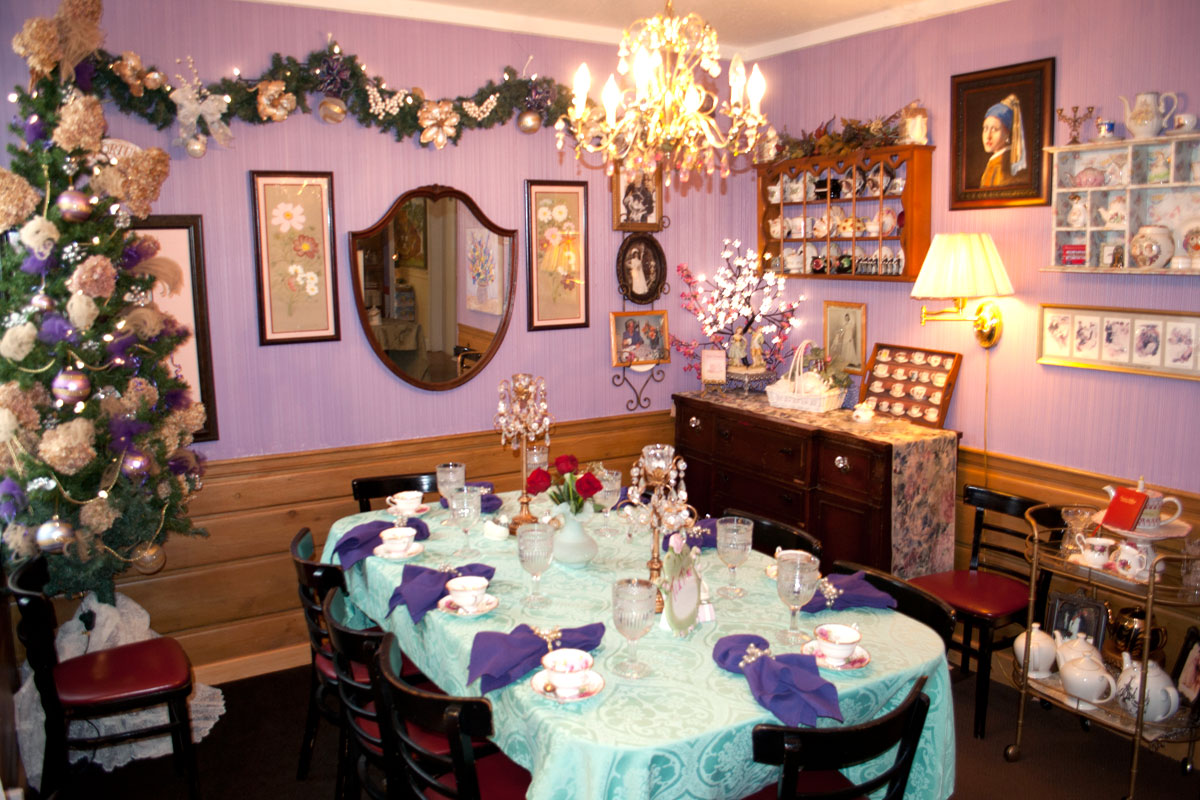 Emerald Necklace Inn Tea Room