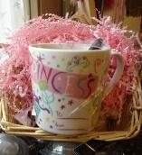 Emerald Necklace Inn Princess Mug