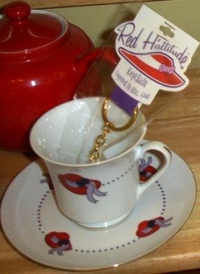 Emerald Necklace Inn - Red Hatter Set