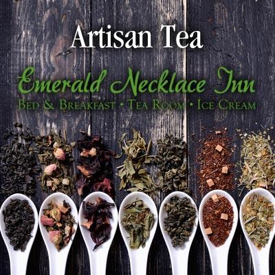 Emerald Necklace Inn - Artisan Tea