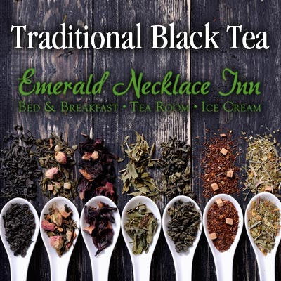 Emerald Necklace Inn - Traditional Black Tea