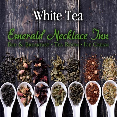 Emerald Necklace Inn - White Tea