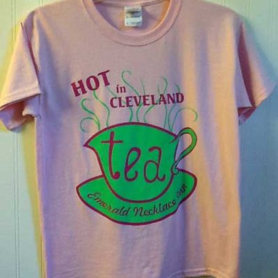 emerald-necklace-inn-hot-in-cleveland-T-shirt
